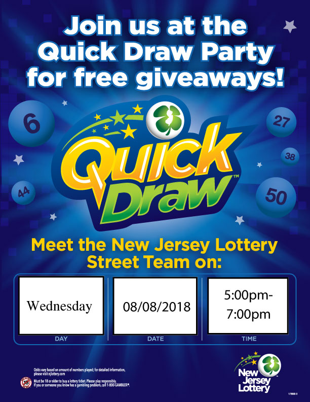 Meet the New Jersey Lottery Street Team